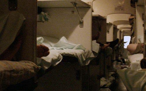 фото в вагоне плацкарт ночью задались целью создать