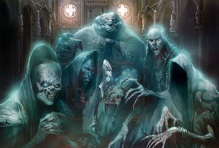 Картинки по запросу темные сущности