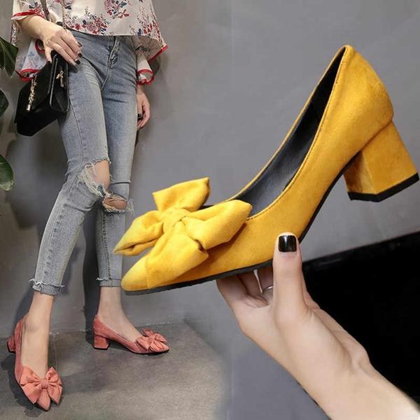 Модная обувь на весну 2020