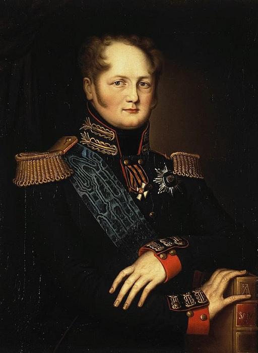 Российский император Александр I (1777-1825 гг.)   Фото: s30116489994.mirtesen.ru.