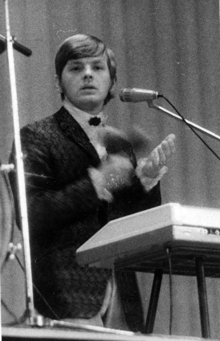Юрий Антонов в молодости. / Фото: www.ensembles.ru