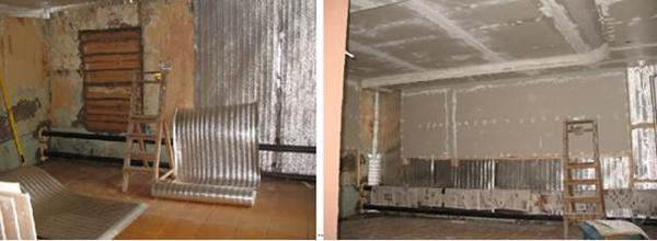отражающая теплоизоляция в доме фото