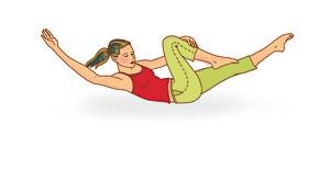 Совершенное тело: комплекс пилатеса на все группы мышц