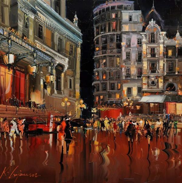картина художник kal gajoum-07