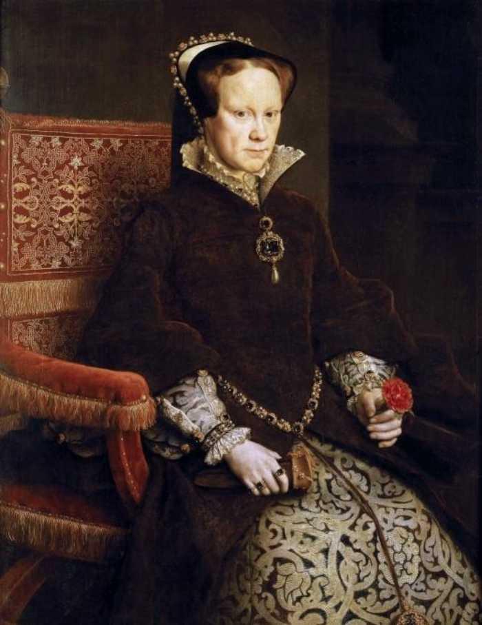 """""""Кровавая Мэри"""": по какой причине королева Англии получила это жестокое прозвище (5 фото)"""