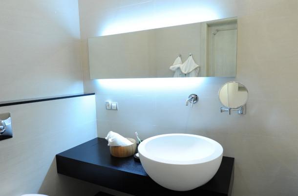 зеркало ванная 1
