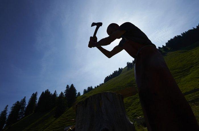Один сезон со швейцарскими сыроделами