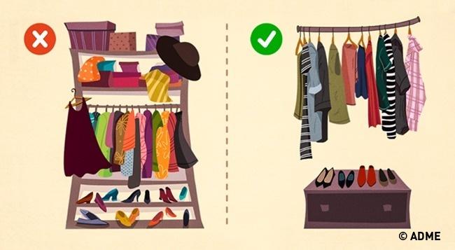 1 секрет, как составить гардероб, в котором все сочетается между собой