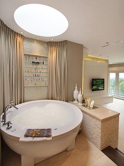 Пора что-то менять: 10 круглых ванн - фото 3