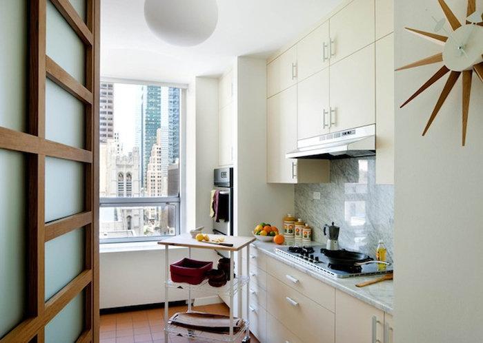 Как обустроить маленькую кухню: 12 простых советов - фото 7