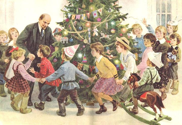 Русские новогодние игрушки: правдоподобные мифы и фантастичная реальность, фото № 6