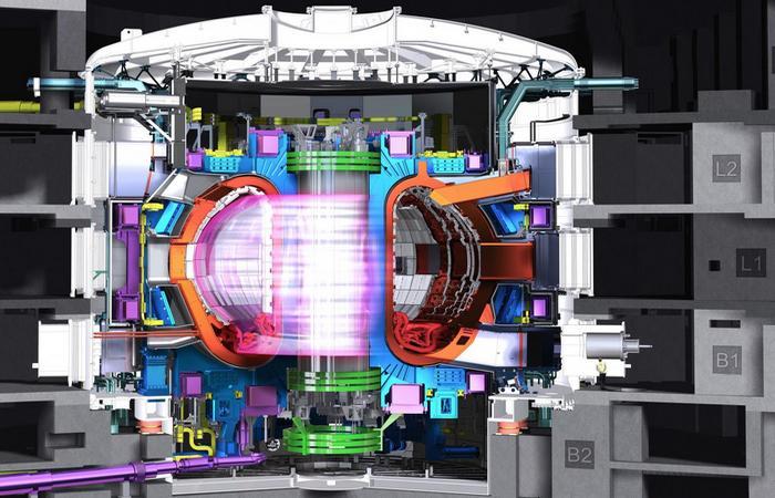 Фантастическая технология: термоядерный реактор ИТЭР.