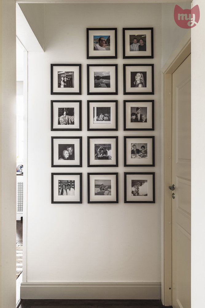 Фотография:  в стиле , Квартира, Проект недели, Москва, Герой InMyRoom, Оксана Пантелеева, Монолитный дом, 2 комнаты, 60-90 метров – фото на InMyRoom.ru