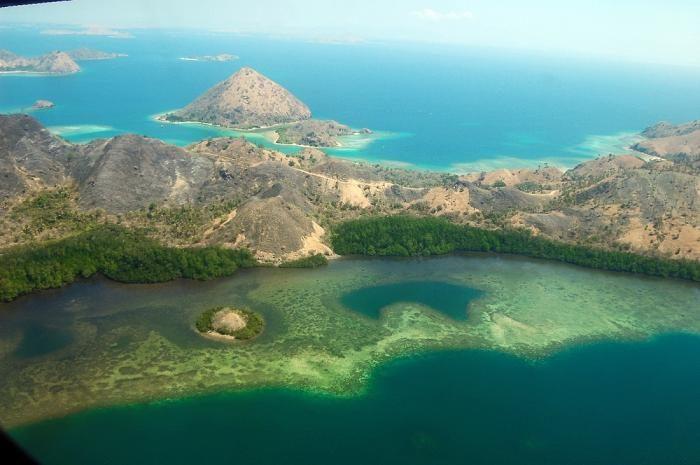 Самые большие острова мира