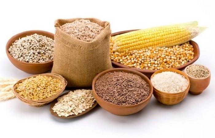 Полезно после 40: цельные зерна.