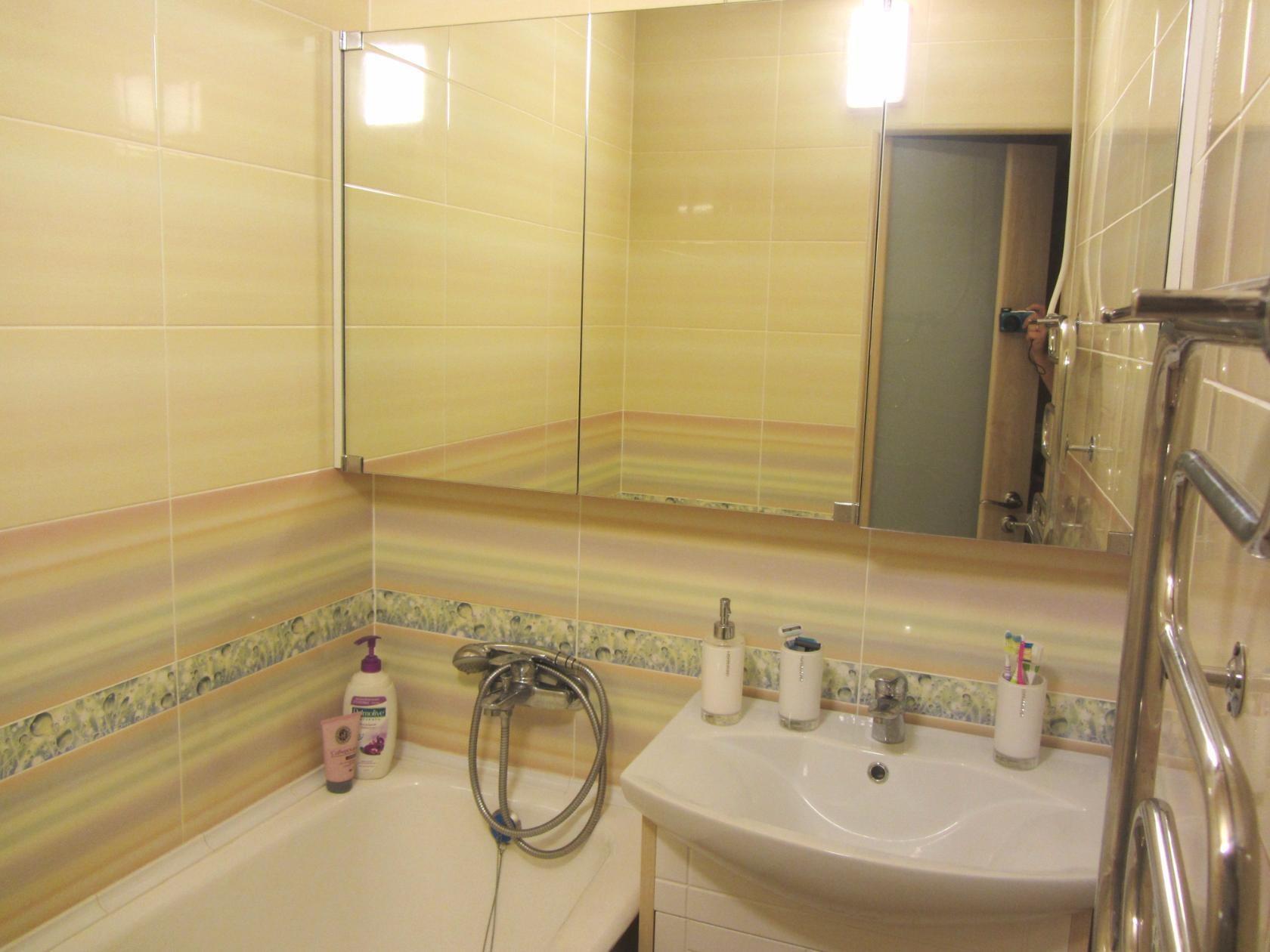 Дизайн при укладки плитки ванной комнаты