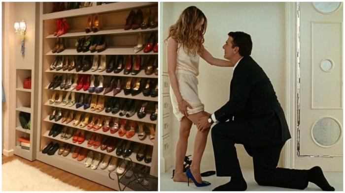 Зачем кольцо, когда есть такие туфли?!