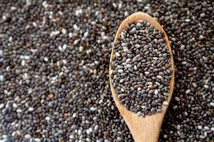 чиа семена польза и вред рецепты приготовления