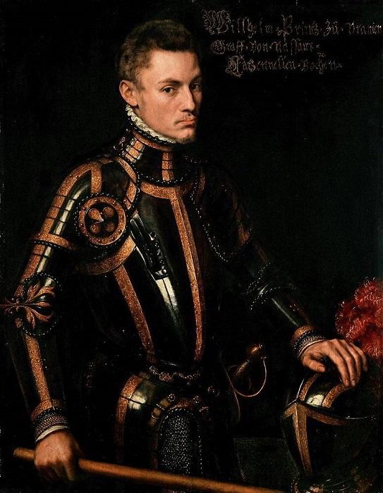 Маленький мопс принца Вильгельма спас не только своего хозяина, но и его армию.