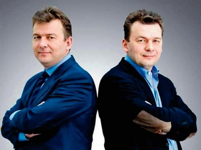 Александр и Виктор Линник. / Фото: www.apral.ru