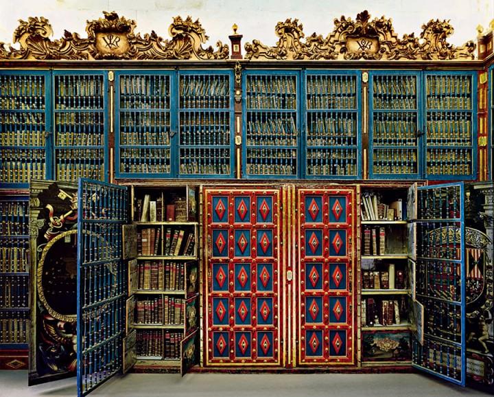 library03 Топ 10 самых красивых университетских библиотек мира