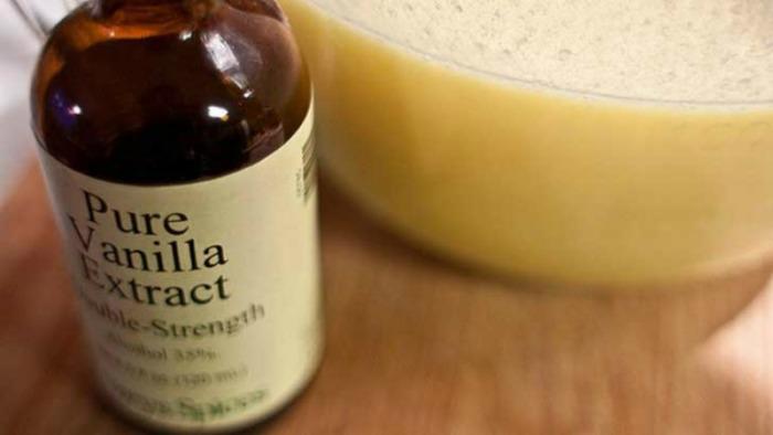 Для избавления от неприятного запаха можно использовать экстракт ванили.