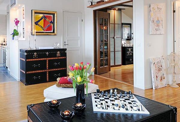 Сундуки в современном интерьере ‒ идеи для каждого дома