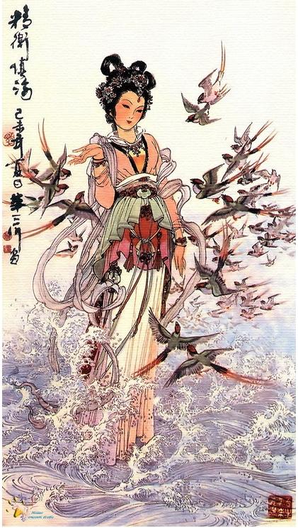 китайская живопись09