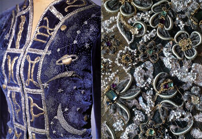 Вышивки мастерской Lesage - настоящее волшебство.