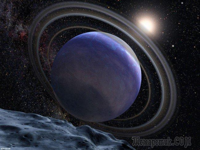 Нептун газовый гигант