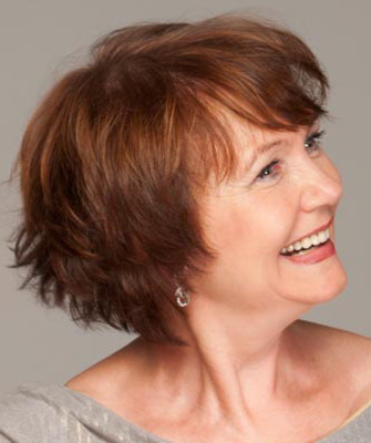 Стильные прически для женщин после 40-50 лет: советы