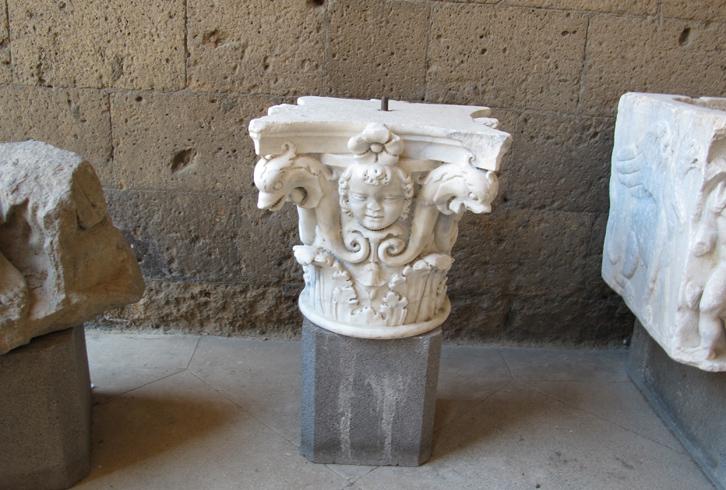 Внутри музея произведений Дуомо