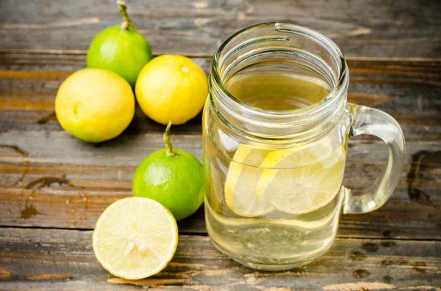 лимон с лаймом