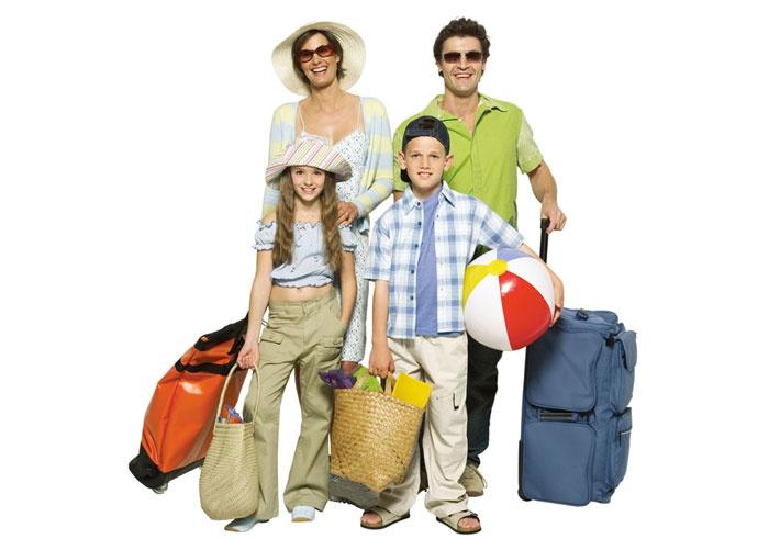 Совместные поездки на отдых