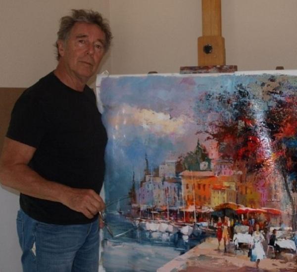 Willem Haenraets - современный голландский художник.