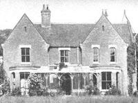 Дом приходского священника - Эссекс, Англия.