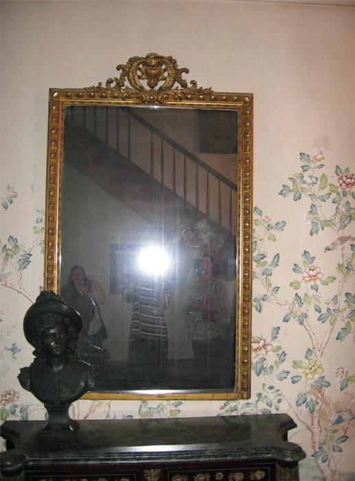 Зеркало с плантации Миртов.