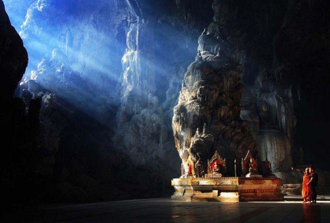 Пещера чудес