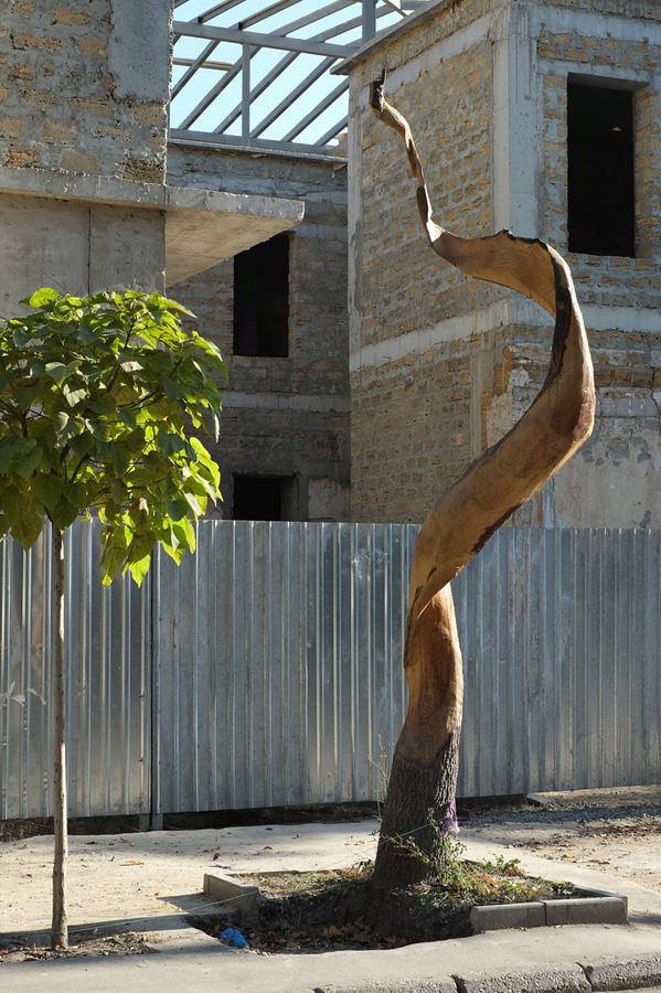 derevyanniestatui 10 Деревянные скульптуры в Симферополе