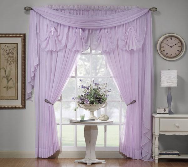 Модели штор для спальни фото