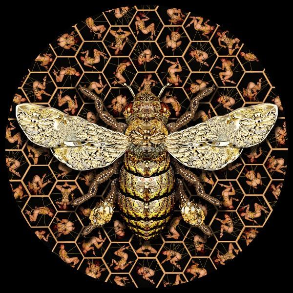 17.Последняя медовая пчела  (600x600, 583Kb)