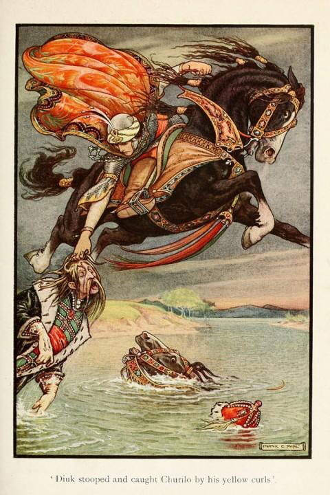 Русская книга сказок. 1916
