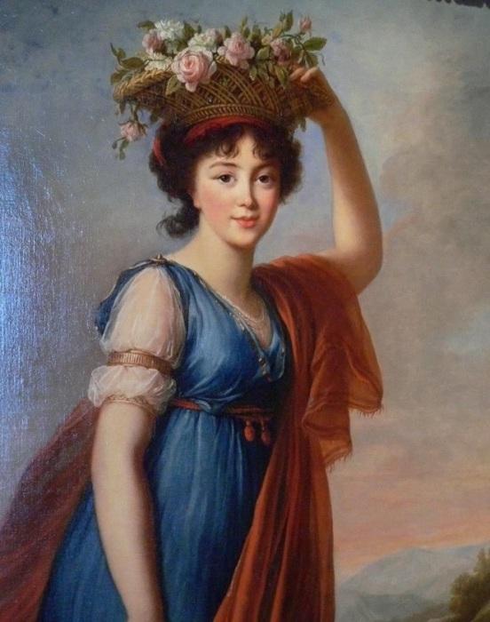 Урождённая Измайлова, известная под прозваниями «princesse Nocturne» и «princesse Minuit», — одна из красивейших женщин своего времени, хозяйка литературного салона.