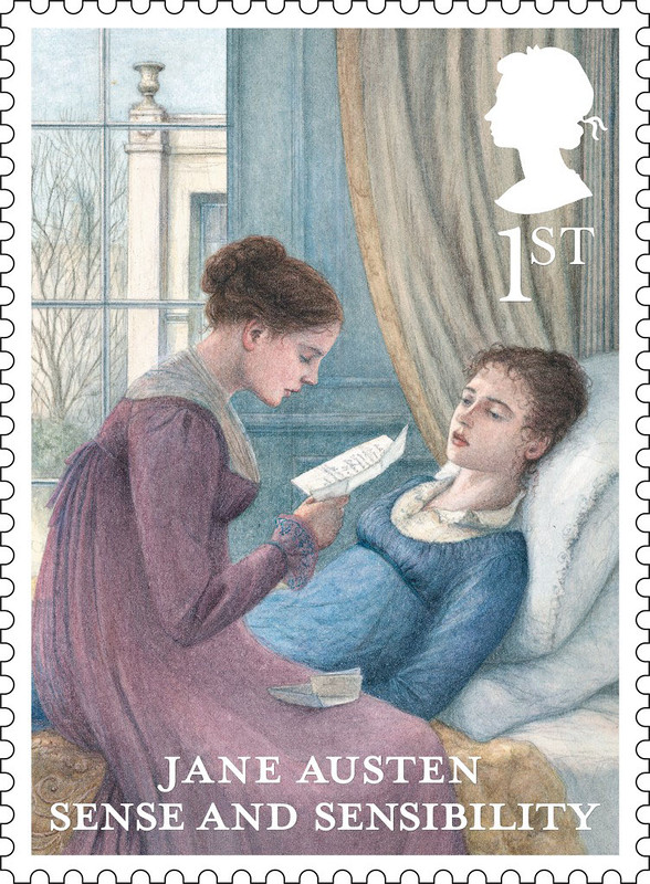 Джейн остин открытка