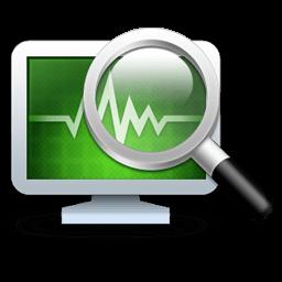 Иконка сканирование компьютера, проверка