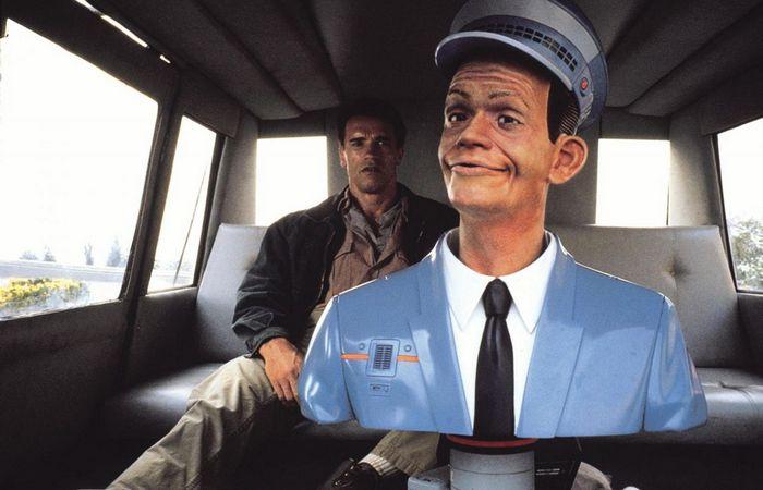 Предсказано кинематографом: беспилотные автомобили.