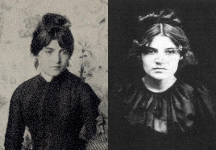 Сюзанна Валадон, фото 1885 и 1890 гг. | Фото: liveinternet.ru