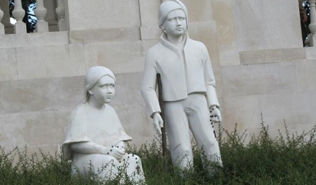Скульптуры детей