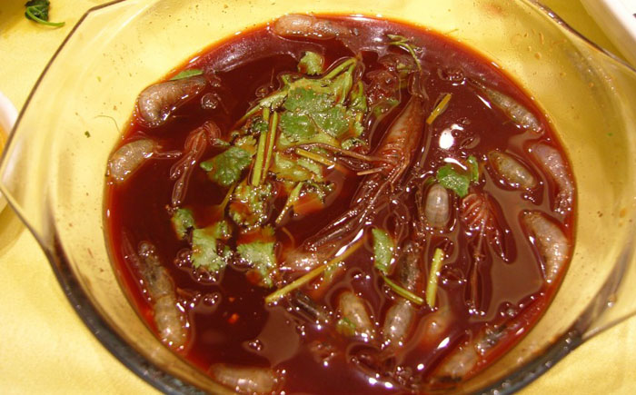 FoodsEatenAlive08 Съешь живым: 10 самых садистских блюд в мире