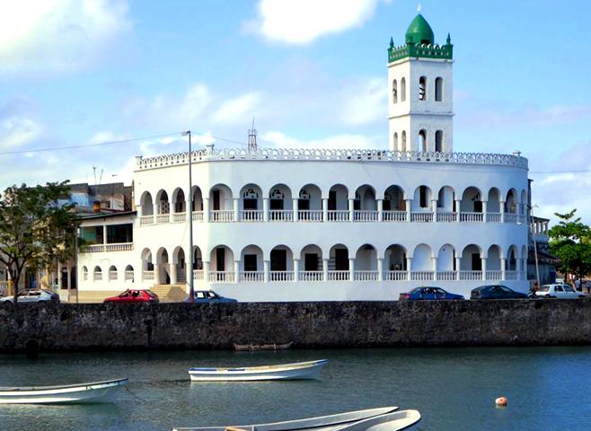 Мечеть Вендреди